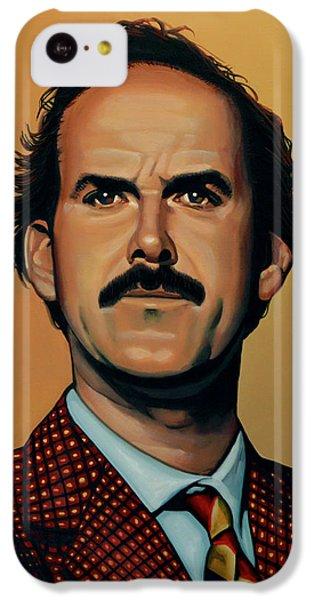 Transportation iPhone 5c Case - John Cleese by Paul Meijering