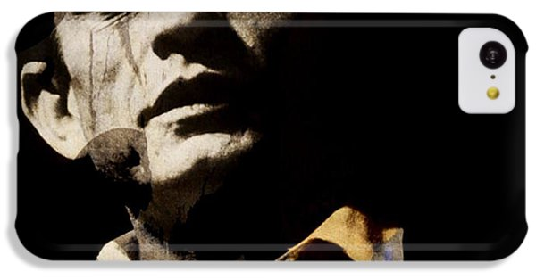 Johnny Cash - I Walk The Line  IPhone 5c Case