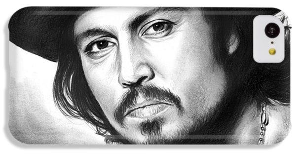 Johnny Depp IPhone 5c Case