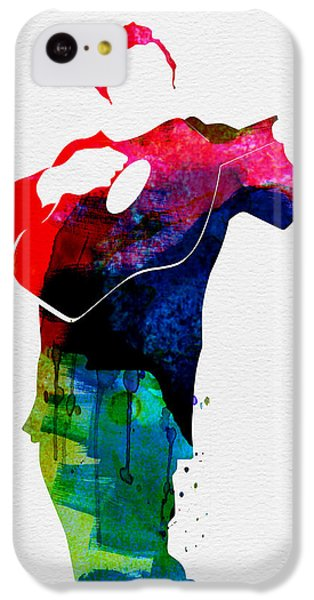 Johnny Watercolor IPhone 5c Case