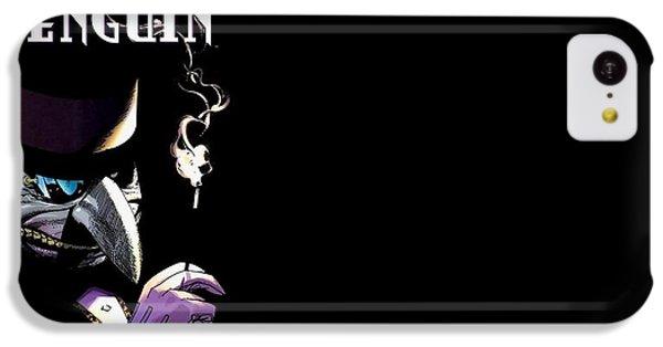 Design iPhone 5c Case - Joker's Asylum by Maye Loeser