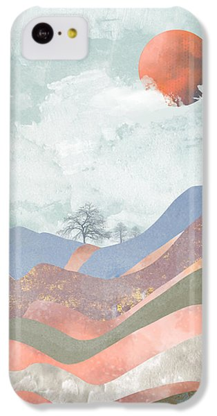 Landscapes iPhone 5c Case - Journey To The Clouds by Katherine Smit