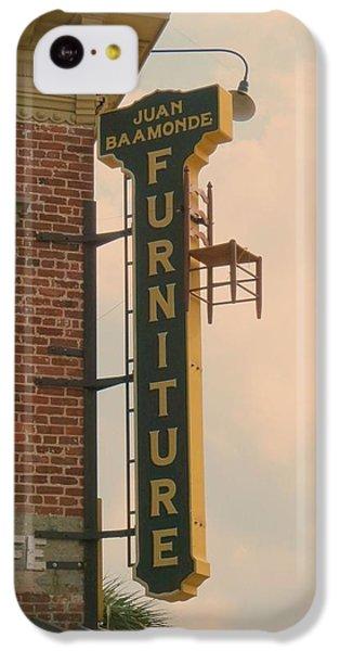 Juan's Furniture Store IPhone 5c Case by Robert Youmans