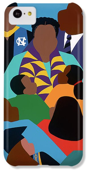 iPhone 5c Case - Jubilee by Synthia SAINT JAMES
