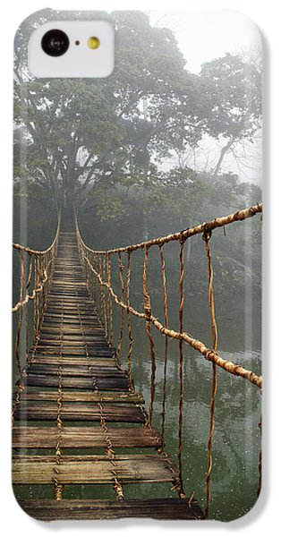 Jungle Journey 2 IPhone 5c Case