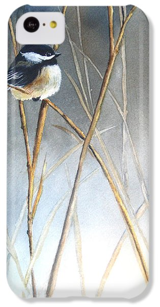 Just Thinking IPhone 5c Case by Patricia Pushaw