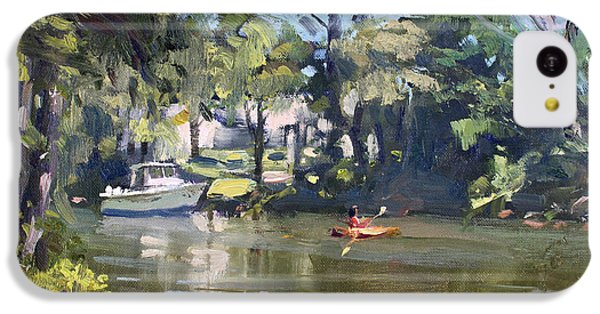 Kayaking IPhone 5c Case