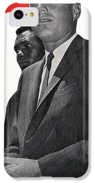 Whitehouse iPhone 5c Case - Kenndy For President by Jon Neidert