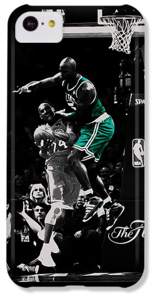 Kevin Garnett Not In Here IPhone 5c Case