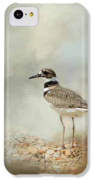 Killdeer On The Rocks IPhone 5c Case by Jai Johnson