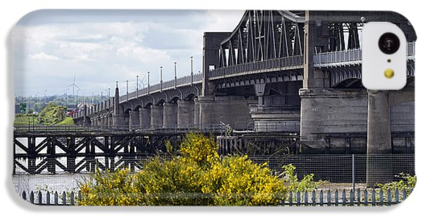 IPhone 5c Case featuring the photograph Kincardine Bridge by Jeremy Lavender Photography