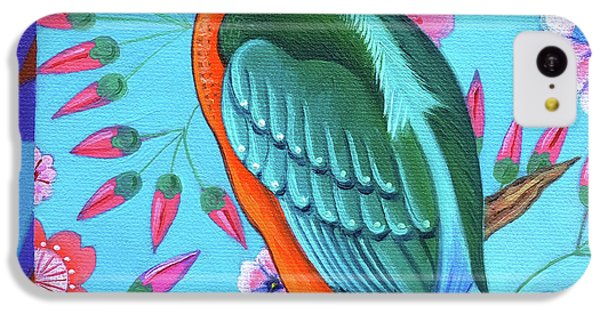 Kingfisher IPhone 5c Case by Jane Tattersfield