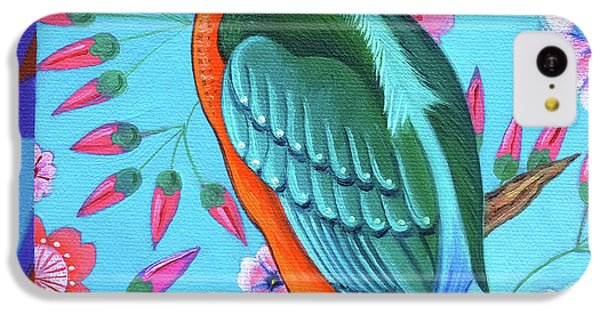 Kingfisher IPhone 5c Case by Jane Tattersfield