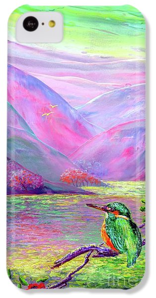 Kingfisher, Shimmering Streams IPhone 5c Case
