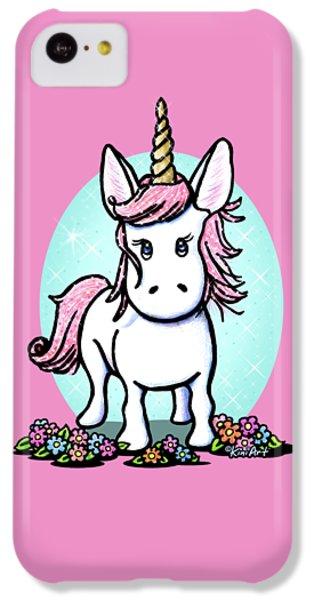 Kiniart Unicorn Sparkle IPhone 5c Case