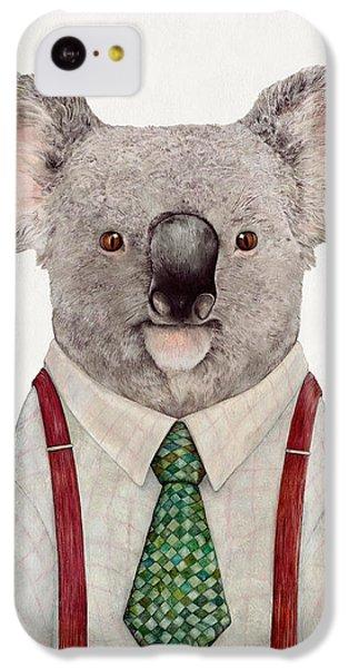 Animals iPhone 5c Case - Koala by Animal Crew