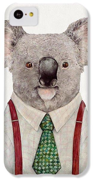 Koala IPhone 5c Case by Animal Crew