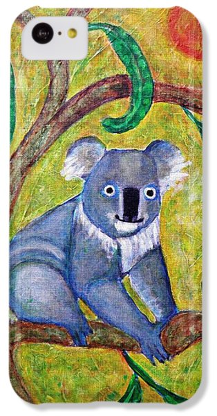 Koala Sunrise IPhone 5c Case