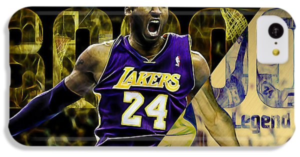 Kobe Bryant Collection IPhone 5c Case