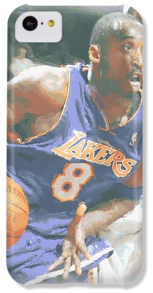 Kobe Bryant Lebron James IPhone 5c Case