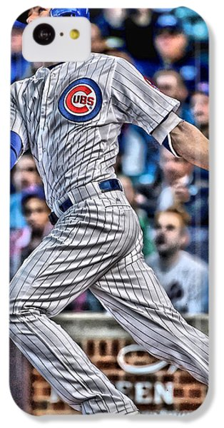 Kris Bryant Chicago Cubs IPhone 5c Case