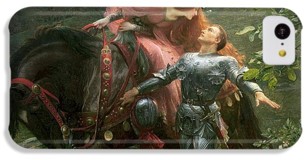 La Belle Dame Sans Merci IPhone 5c Case