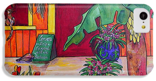 La Cantina IPhone 5c Case by Patti Schermerhorn