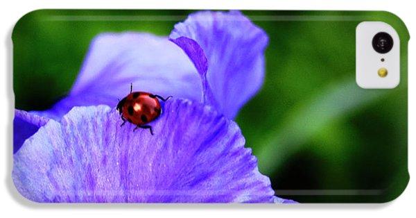 Ladybug And Iris IPhone 5c Case