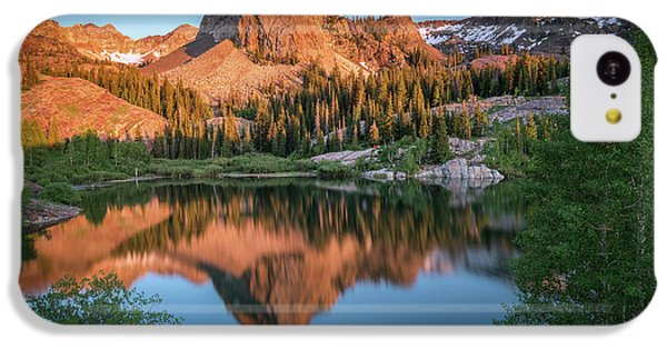 Lake Blanche At Sunset IPhone 5c Case