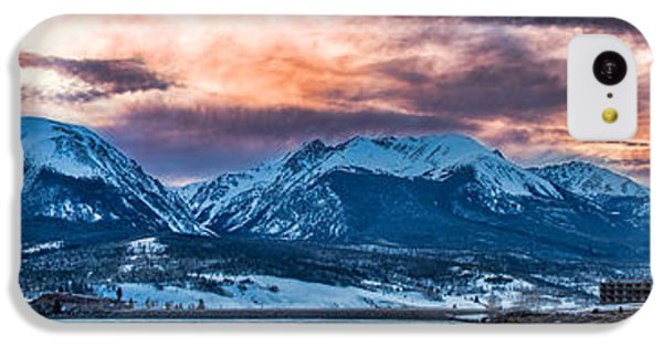 IPhone 5c Case featuring the photograph Lake Dillon by Sebastian Musial