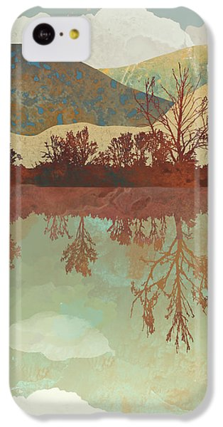 Landscapes iPhone 5c Case - Lake Side by Spacefrog Designs