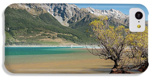 Lake Wakatipu IPhone 5c Case by Werner Padarin
