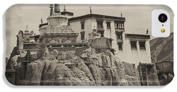 Lamayuru Monastery IPhone 5c Case by Hitendra SINKAR