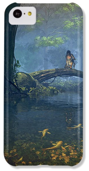 Lantern Bearer IPhone 5c Case
