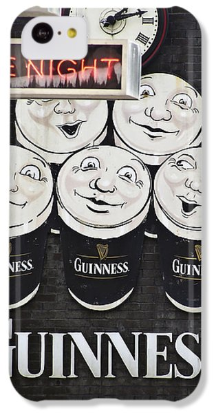 Late Night Guinness Limerick Ireland IPhone 5c Case