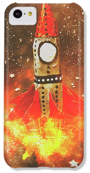 Launch Of Early Learning IPhone 5c Case by Jorgo Photography - Wall Art Gallery
