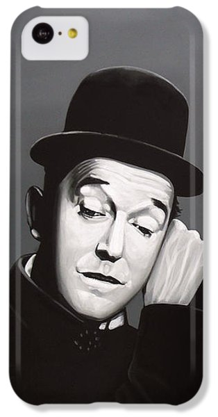 Cuckoo iPhone 5c Case - Laurel And Hardy by Paul Meijering