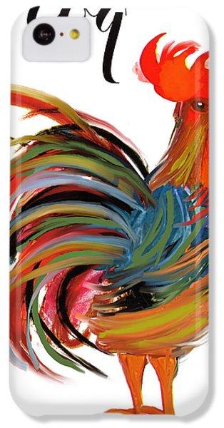Le Coq Art Nouveau Rooster IPhone 5c Case