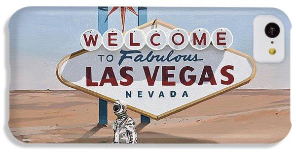 Leaving Las Vegas IPhone 5c Case