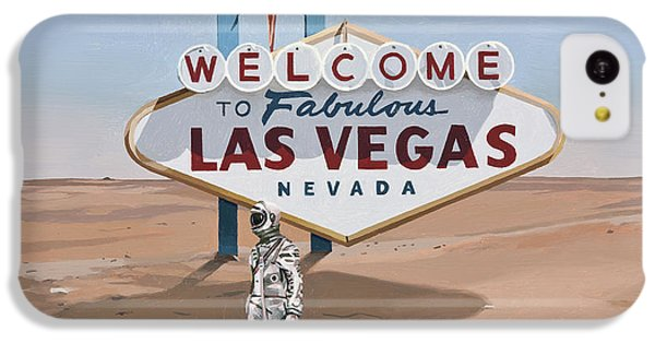 Leaving Las Vegas IPhone 5c Case