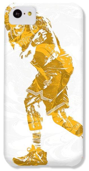 Lebron James Cleveland Cavaliers Pixel Art 13 IPhone 5c Case