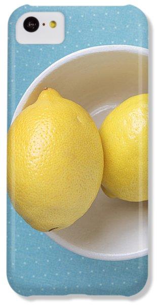 Lemon Pop IPhone 5c Case