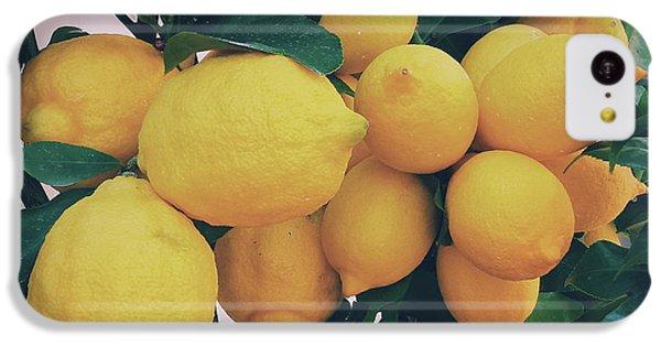 Lemon Tree IPhone 5c Case