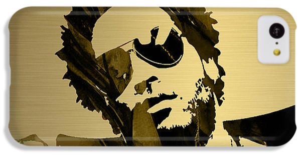 Lenny Kravitz Collection IPhone 5c Case by Marvin Blaine