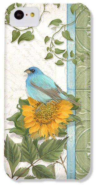 Les Magnifiques Fleurs Iv - Secret Garden IPhone 5c Case