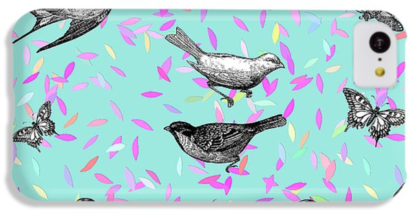 Let It Fly IPhone 5c Case by Gloria Sanchez
