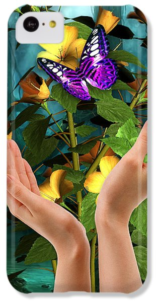 Letting Go IPhone 5c Case