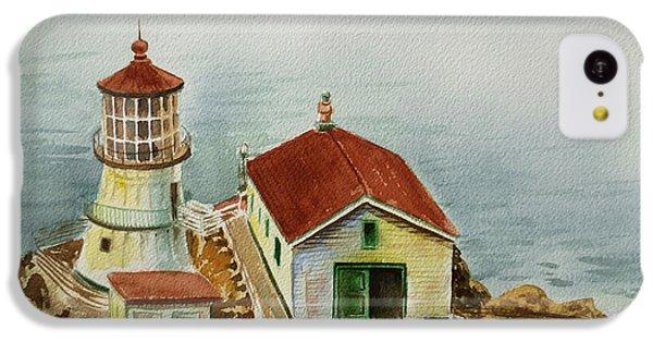 Lighthouse Point Reyes California IPhone 5c Case