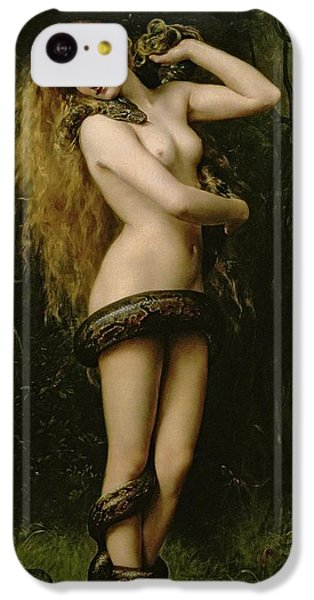 Lilith IPhone 5c Case by John Collier