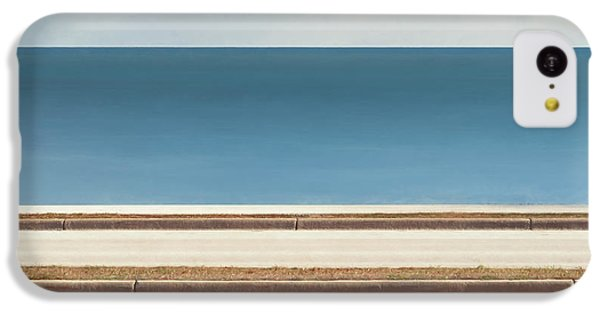 Lake Michigan iPhone 5c Case - Lincoln Memorial Drive by Scott Norris